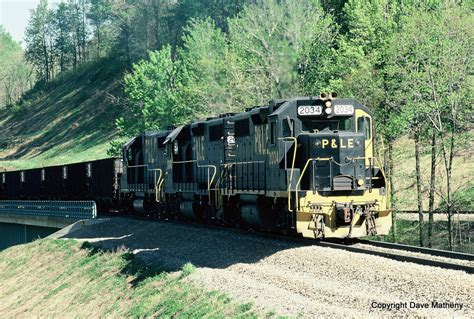 p le pittsburgh lake erie appalachian railroad modeling