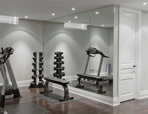 Home Mirror : Mirrors-contemporary-home Gym-toronto-by Jj Home