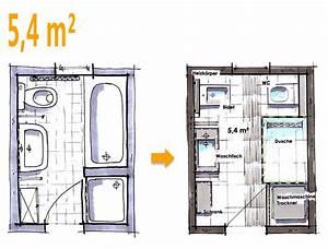 4 Qm Bad Gestalten : badplanung kleines bad gr er 4m badraumwunder wiesbaden ~ Markanthonyermac.com Haus und Dekorationen