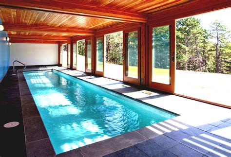 House Plans Indoor Swimming Pool Home-house Plans