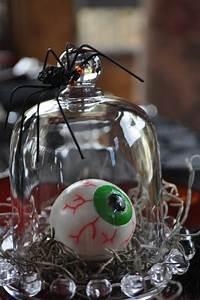 Gruselige Halloween Deko : halloween deko in 44 beispielen tauchen sie in die echte halloween stimmung ein ~ Markanthonyermac.com Haus und Dekorationen