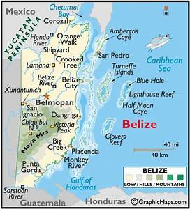 Le Grand Trou Bleu de Belize