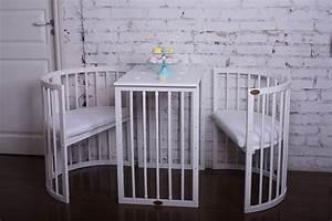 Baby Schläft Nicht Im Eigenen Bett : babybett test comfortbaby erweiterbares kinderbett 7in1 4 schlaf ~ Markanthonyermac.com Haus und Dekorationen
