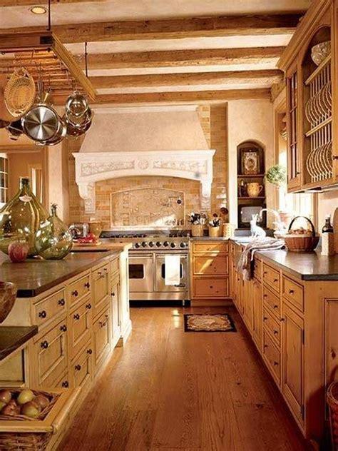 Italian Kitchen Decorating Ideas   , Italian Style