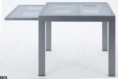 une table carr 233 e 224 rallonge une table pratique pour le plaisir c 244 t 233 maison fr