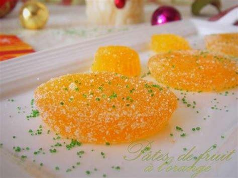 les meilleures recettes de pate de fruit