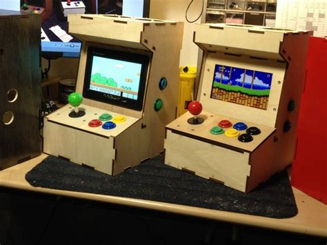 the porta pi a diy mini arcade cabinet for raspberry pi by bates kickstarter