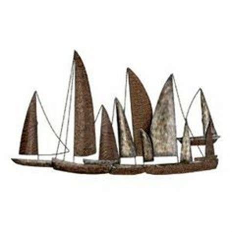 wall designs metal sailboat wall wall ideas