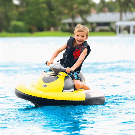 Waterscooter Kinderen by Opblaasbare Waterscooter 3 Jaar Productgarantie Pro Idee