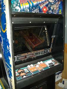 Atari Asteroids Arcade Game Repair images