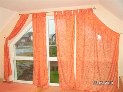 Gardinen Für Schräge Fenster  Baublog Von Katja & Alexey