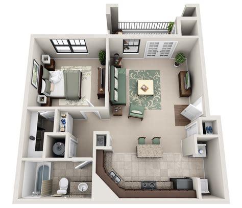 one bedroom marceladick