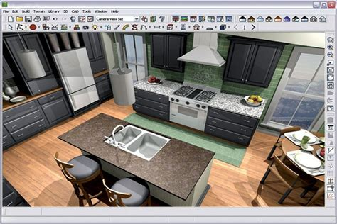 4 Kitchen Design Software Free To Use