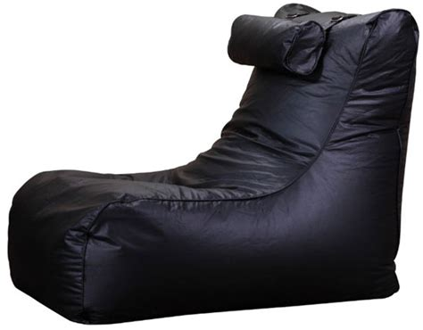 Xxl Relax Leather Beanbag High Back Head Rest Chair Gamer 2 Bedroom 1 Bath Floor Plans Drawing Of Plan Country House Flooring Kensington Square Benchmark Homes Green Building Duplex