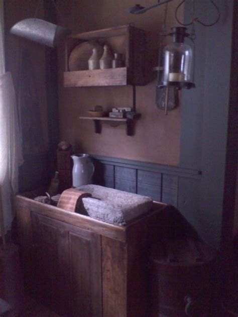 1000 ideas about primitive country bathrooms on