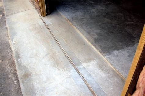 patching concrete floor images