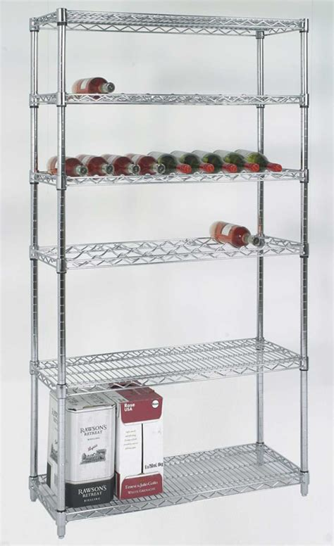 Chrome Plated Steel Kitchen Rack  Xingsheng Wire Racks Co