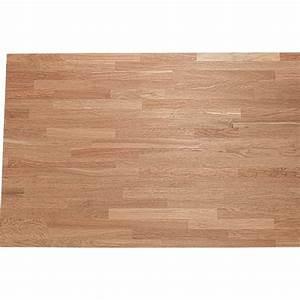 Arbeitsplatte Eiche Massiv Ikea : exclusivholz massivholzplatte eiche 400 x 80 x 3 8 cm bauhaus ~ Markanthonyermac.com Haus und Dekorationen