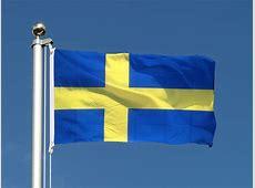 Günstige Schweden Flagge 60 x 90 cm FlaggenPlatzde