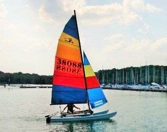 Hobie Catamaran For Sale Florida by Hobie Cat 14 Boats For Sale