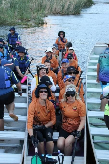 Dragon Boat Racing Coffs Harbour by Mighty River Challenge Photos Port Macquarie News