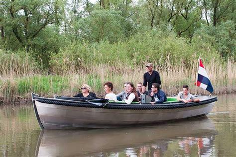 Bootje Drimmelen by Sloep Of Bootje Huren In De Biesbosch Diepstraten