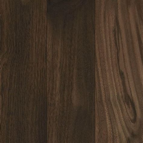 shaw collection southern walnut 7 mm t x 7 99 in