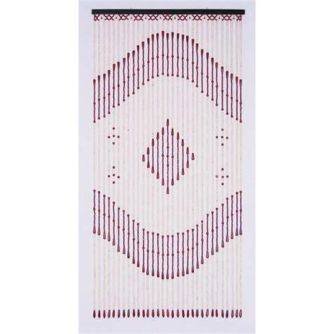 rideau de porte en bois 90x200 cm achat vente rideau de porte bois cdiscount