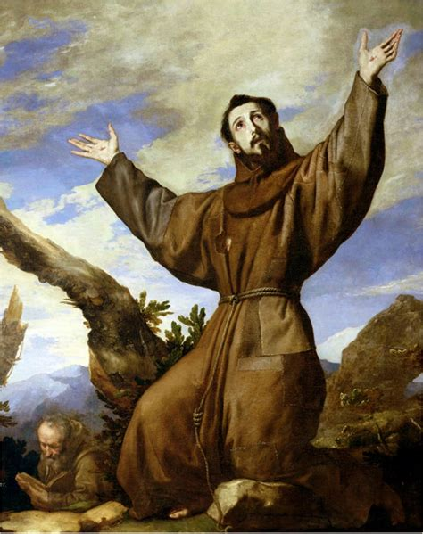 quote of the day francis of assisi