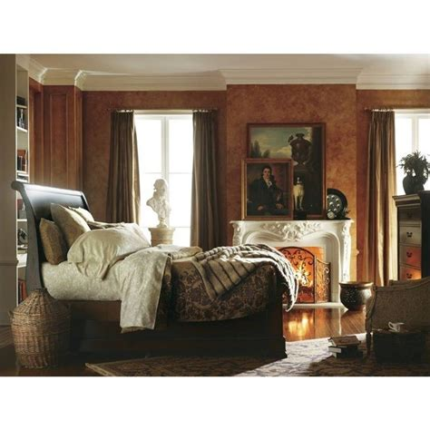 stanley furniture louis philippe sleigh bed in orleans 058 13 54