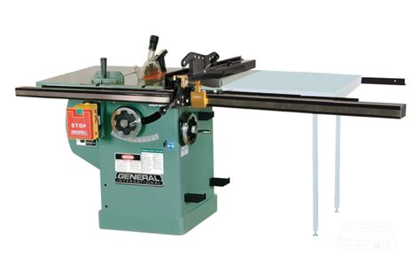 general 10 quot cabinet saw