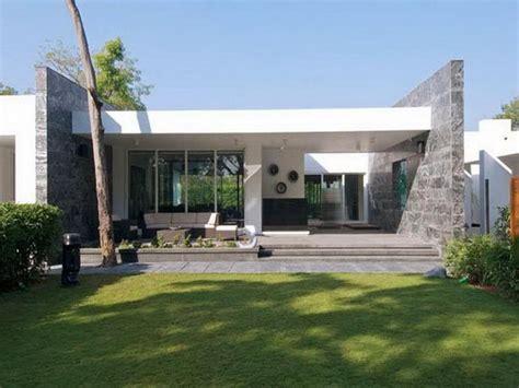 Modern One Floor House Plans