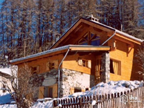 chalet for rent in a hamlet in la plagne la roche iha 7110