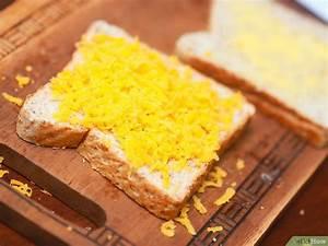 Mikrowelle Grill Rezepte : in der mikrowelle ein gegrilltes k se sandwich zubereiten wikihow ~ Markanthonyermac.com Haus und Dekorationen