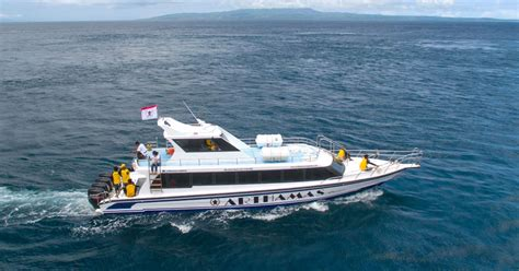 Slow Boat From Sanur To Nusa Penida by Fast Boat Lembongan Nusa Lembongan Fast Boat Cheap Ticket