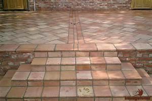 Terracotta Fliesen Terrasse : bodenfliesen und platten f r den au enbereich handgeformt ~ Markanthonyermac.com Haus und Dekorationen