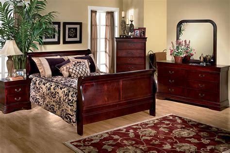 Louis-piece Queen Bedroom Set At Gardner-white