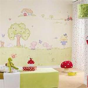 Tapeten Für Babyzimmer : kinderzimmer tapete ideen ~ Markanthonyermac.com Haus und Dekorationen