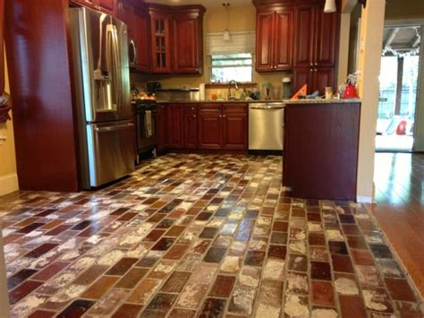 17 Best Images About Beautiful Portstone Brick Flooring On