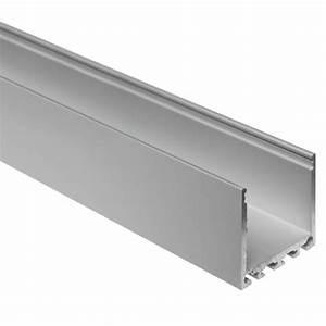 Led Profil Aussen : u profil aus aluminium pn6 f r led strips bis 24 mm max 29w m b 26 79 mm h 26 mm l 2000 ~ Markanthonyermac.com Haus und Dekorationen