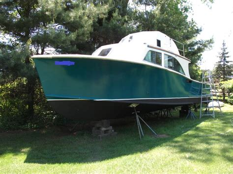 Catamaran For Sale Massachusetts by 1969 Forest Johnson Prowler Powerboat For Sale In