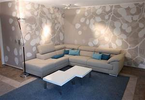 Moderne Tische Für Wohnzimmer : wohnidee f r ein modernes wohnzimmer ~ Markanthonyermac.com Haus und Dekorationen
