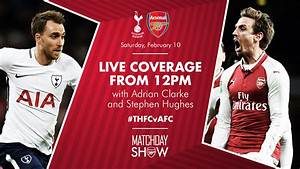 Follow our LIVE coverage of the north London derby ...