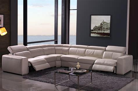 canap 233 d angle relax en cuir de buffle italien de luxe 7 8 places maxirelax beige angle