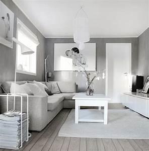 Wohnzimmer Gestalten Grau : wohnzimmer wei grau lecker pinterest graue w nde grau und deko ~ Markanthonyermac.com Haus und Dekorationen