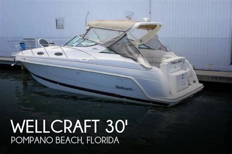 Used Boats For Sale Pompano Beach Florida by Wellcraft Boats For Sale In Pompano Beach Florida