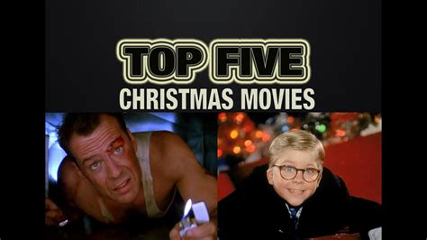 Top 5 Christmas Movies  Schmoes Know Youtube