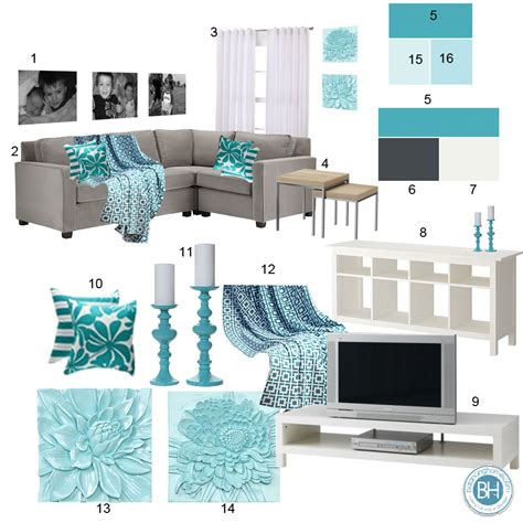 grey brown and turquoise living room aqua color schemes on bedspreads