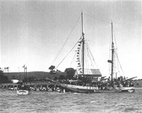 Scow Jane Gifford by New Zealand Rigged Sailing Scow The Jane Gifford