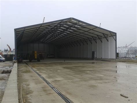 Steel Building Relocation And Extension Chatham Dockyard